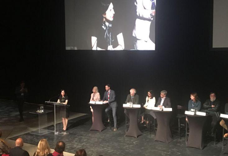 Présidente de la CMM Valérie Plante - présentation